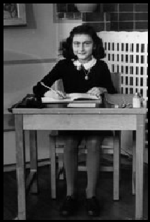 "Annelies ""Anne"" Frank"