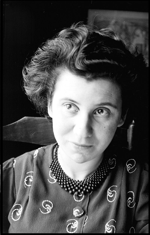 "Esther ""Etty"" Hillesum"