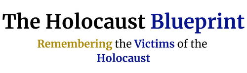 The Holocaust Blueprint