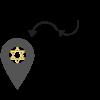 The Holocaust Blueprint Logo